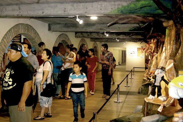 Hasta mil 500 visitas al día, registra Museo de Cri-Cri
