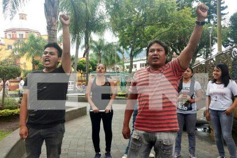 Exige FAR liberación de Jesús Brito, anuncian movilizaciones