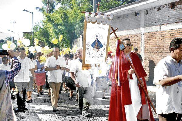 Inicia visita pastoral en la parroquia San Juan de los Lagos