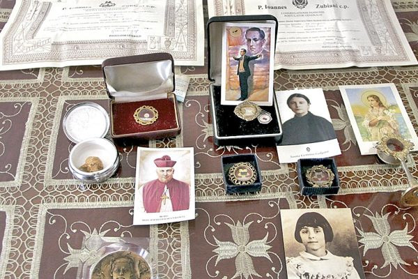 Iglesia del Sagrado Corazón de Jesús cuenta con importantes reliquias