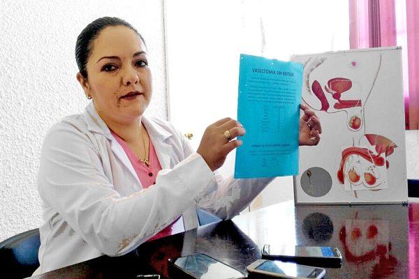Aumenta el número de hombres  que se realizan la vasectomía