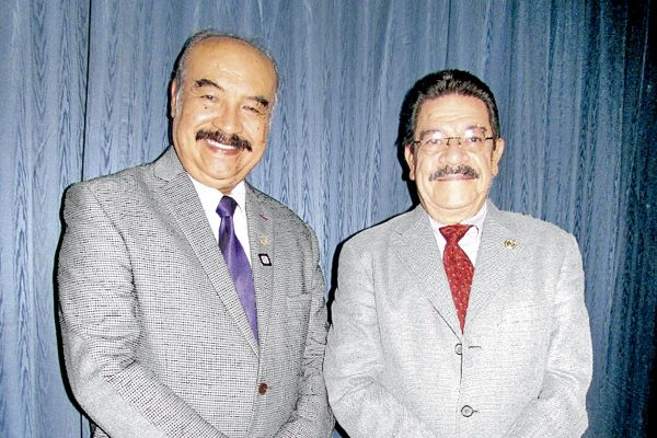 Joaquín Merino Telis, nuevo presidente Rotario