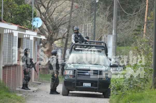Desaparecen a tres niñas en Santa Ana Atzacan