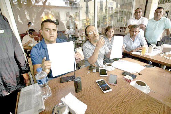 Taxistas buscan amparo contra reordenamiento