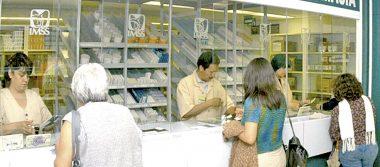 Desabasto de medicamentos en el IMSS