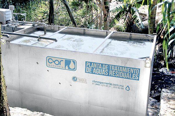 Sanearán río Orizaba con tres plantas de tratamiento