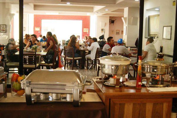 Restauranteros buscan proteger su patrimonio