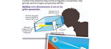 Conozca los detalles del eclipse solar 2017