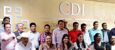 Fructífera reunión de alcaldes con la CDI
