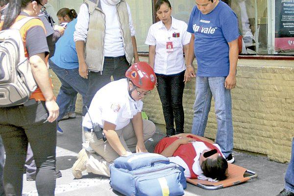 En Orizaba hubo miedo y pánico entre los habitantes