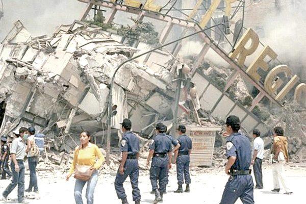 El terremoto del 85 generó una cultura de la prevención