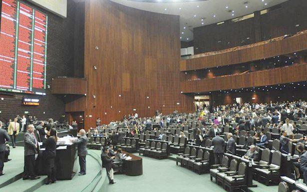 Frente opositor detiene nuevamente al PRI en la Cámara de Diputados