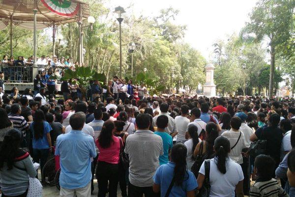 Entablarán diálogo estudiantes del CPO con diputado local