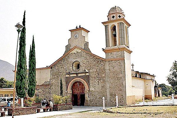 Iglesia de San Juan Bautista, de las más antiguas en la zona