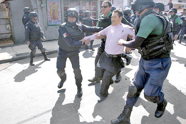 Preocupa a indígenas que gobierno ejerza represión en su contra