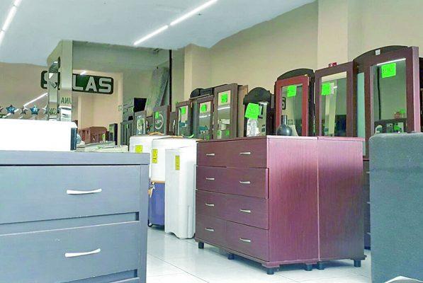 Industria mueblera agoniza por competencia extranjera