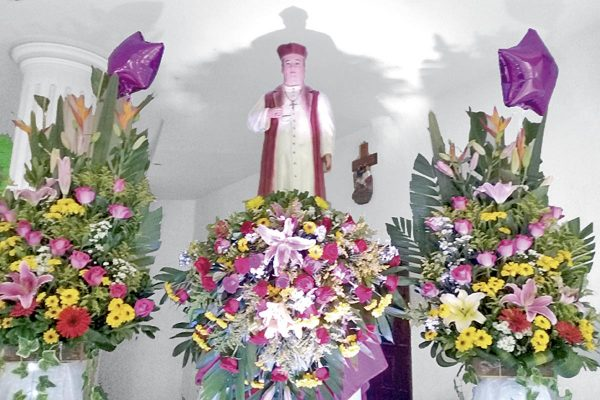 Conmemoran a San Rafael Guízar y Valencia