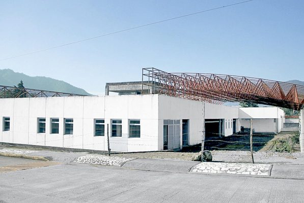 Parte del edificio de Salud Mental se donaría a instancias de justicia