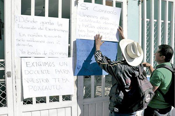 Trámites jubilatorios ocasionan falta de docentes en la región