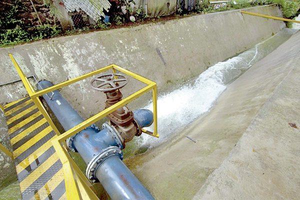 Conagua reduce  abasto del vital  líquido a la ciudad