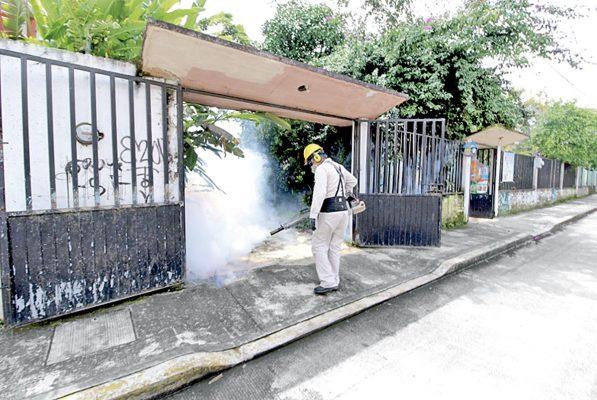 Grave, el  subregistro de zika y dengue