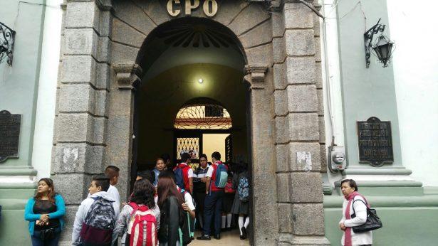 Reanudan clases en el CPO