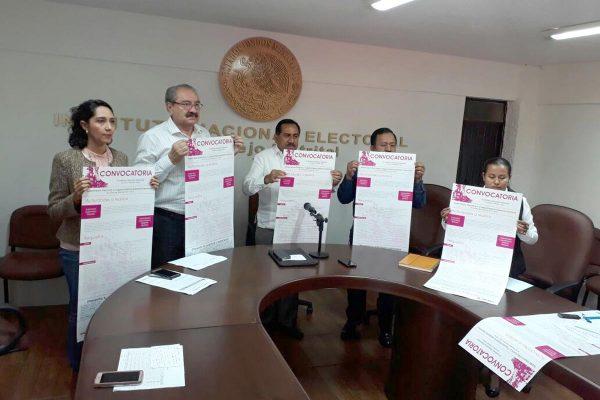 Abre INE convocatorias de contratación para CAES, SE y Consejeros
