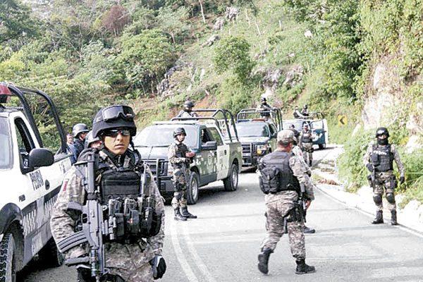 Exigen vigilancia policiaca familias  de Tlanecpaquila