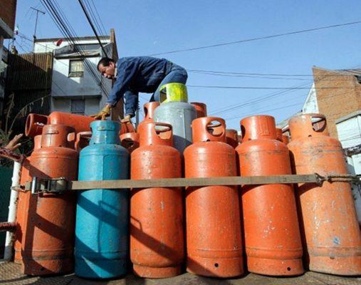 Incremento del gas limita la economía de las familias
