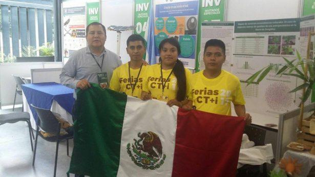 Proyecto del Tecnológico de Zongolica gana en Colombia.