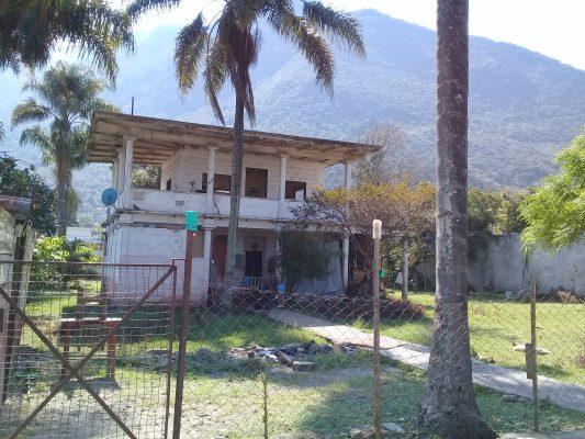 Casa de Altos, Recuerdo de Terror.