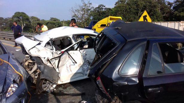 Un muerto tras choque en autopista.