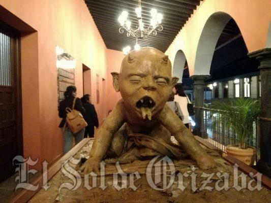 Gran éxito la Casa de las Leyendas en Orizaba