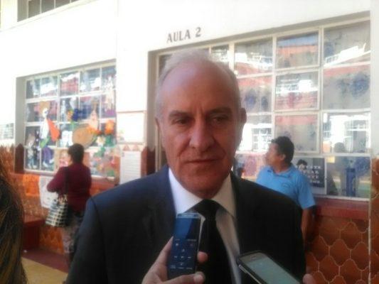 No se abrirá escuela Gabino Barreda hasta que haya un documento del Estado.