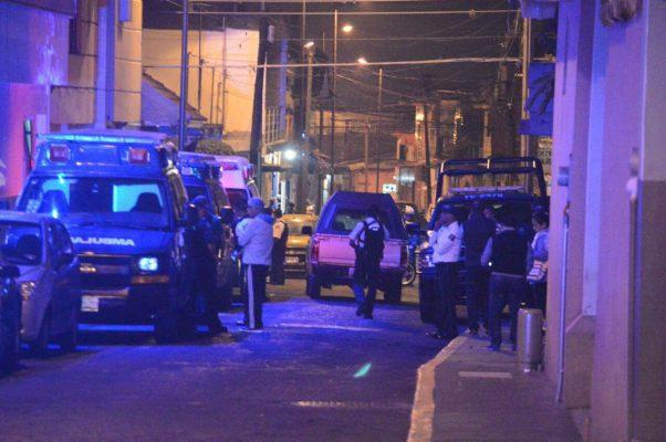 Acribillan a policías estatales en Sumidero