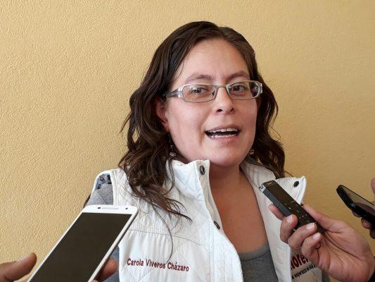 Veracruz única entidad con dos alertas de género: Diputada