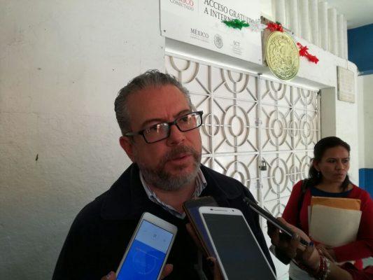 Reportaron daños ante Espacios Educativos 500 primarias en el estado