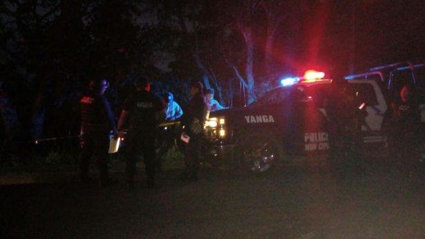 Rescatan a empresaria secuestrada en Yanga