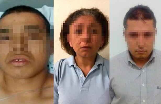 Secuestradores procedentes de Veracruz son capturados sobre la México-Puebla