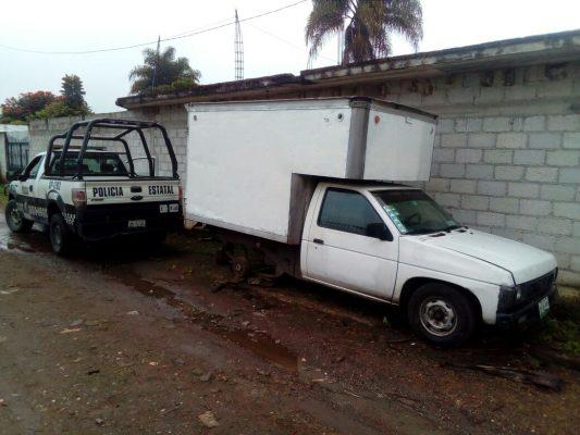 Recupera SSP vehículos robados