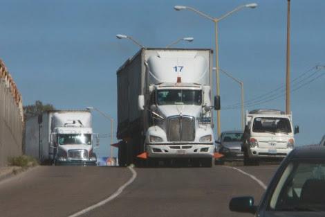 Alza a combustibles y robos golpean a transportistas
