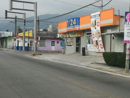 Asaltan un 7/24 de Ciudad Mendoza, dos sujetos armados