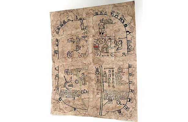 Códices de Chiconquiaco, documentos históricos de valor incalculable