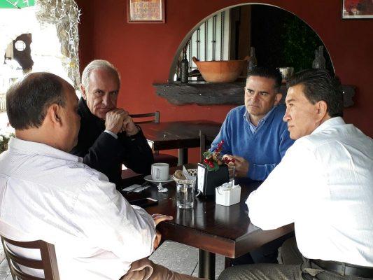 Senador Héctor Yunes insiste en que quiere ser candidato a gobernador