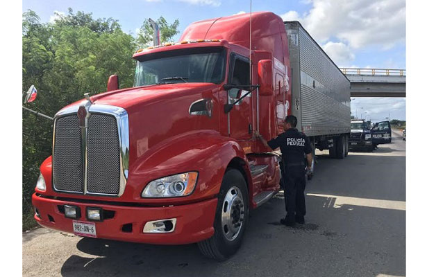Por asaltos a camioneros, 3 muertos y 6 desaparecidos; exigen seguridad en carreteras