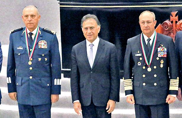 Ejército y Marina reforzarán su presencia en la entidad.