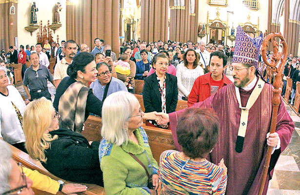 """Si va a orar, mucho cuidado: """"Hasta en Catedral se cometen robos"""""""