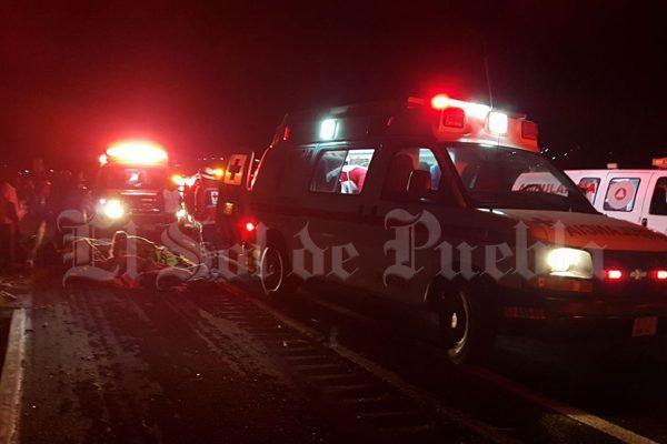 [Video] Tragedia guadalupana, fallecen al menos ocho peregrinos en la México–Puebla