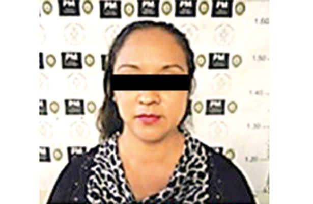 De aspirante a candidata al gobierno a presunta secuestradora
