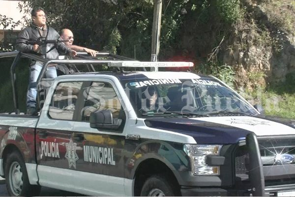 [VIDEO] Frustran secuestro en Teziutlán; detienen a cuatro